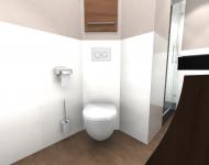 WC Badgestaltung