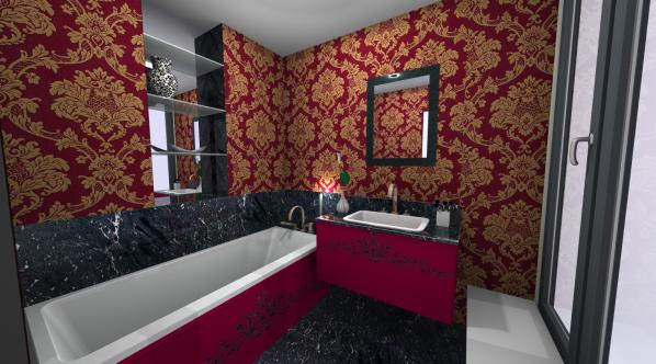 Variante Ornamente rot schwarz_01
