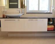 Waschtischanlage Walters Traumbäder
