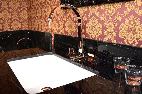 Waschtischarmatur rose-gold Kopie